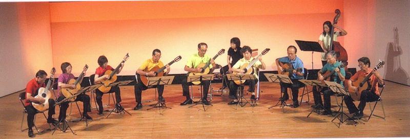 ギターアンサンブル50's